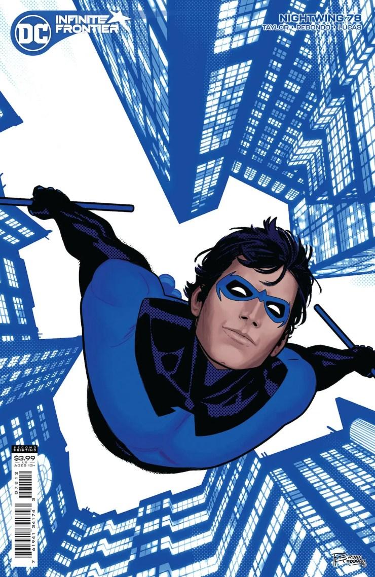 Nightwing #78 second printing