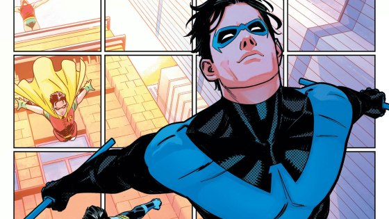 DC Comics First Look: Nightwing #79