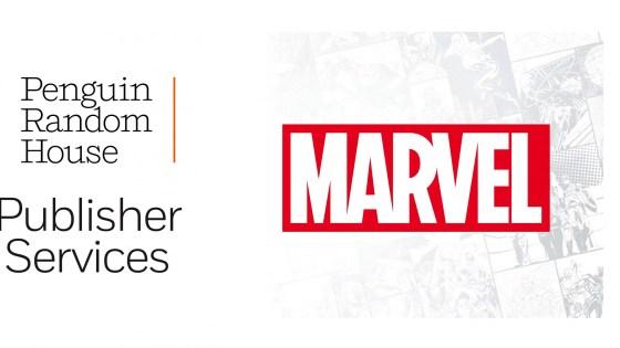Marvel Comics and Penguin Random House announce multi-year distribution agreement