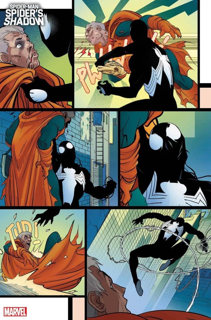 Marvel First Look: Spider-Man: Spider's Shadow #1