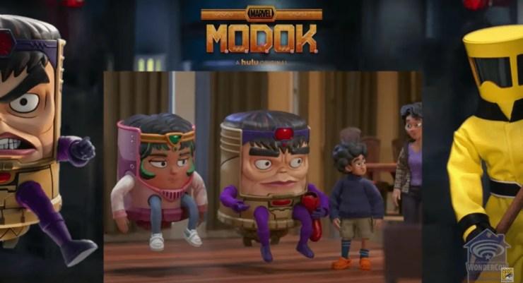 M.O.D.O.K. (Hulu)