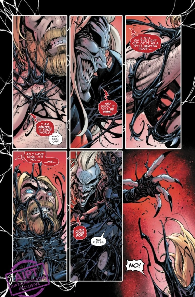 EXCLUSIVE Marvel Preview: Venom #34