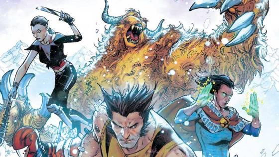 EXCLUSIVE Marvel First Look: Heroes Reborn: Weapon X & Final Flight #1