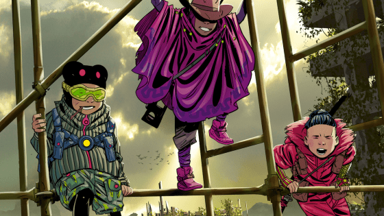 AfterShock First Look: We Live: The Last Days #1