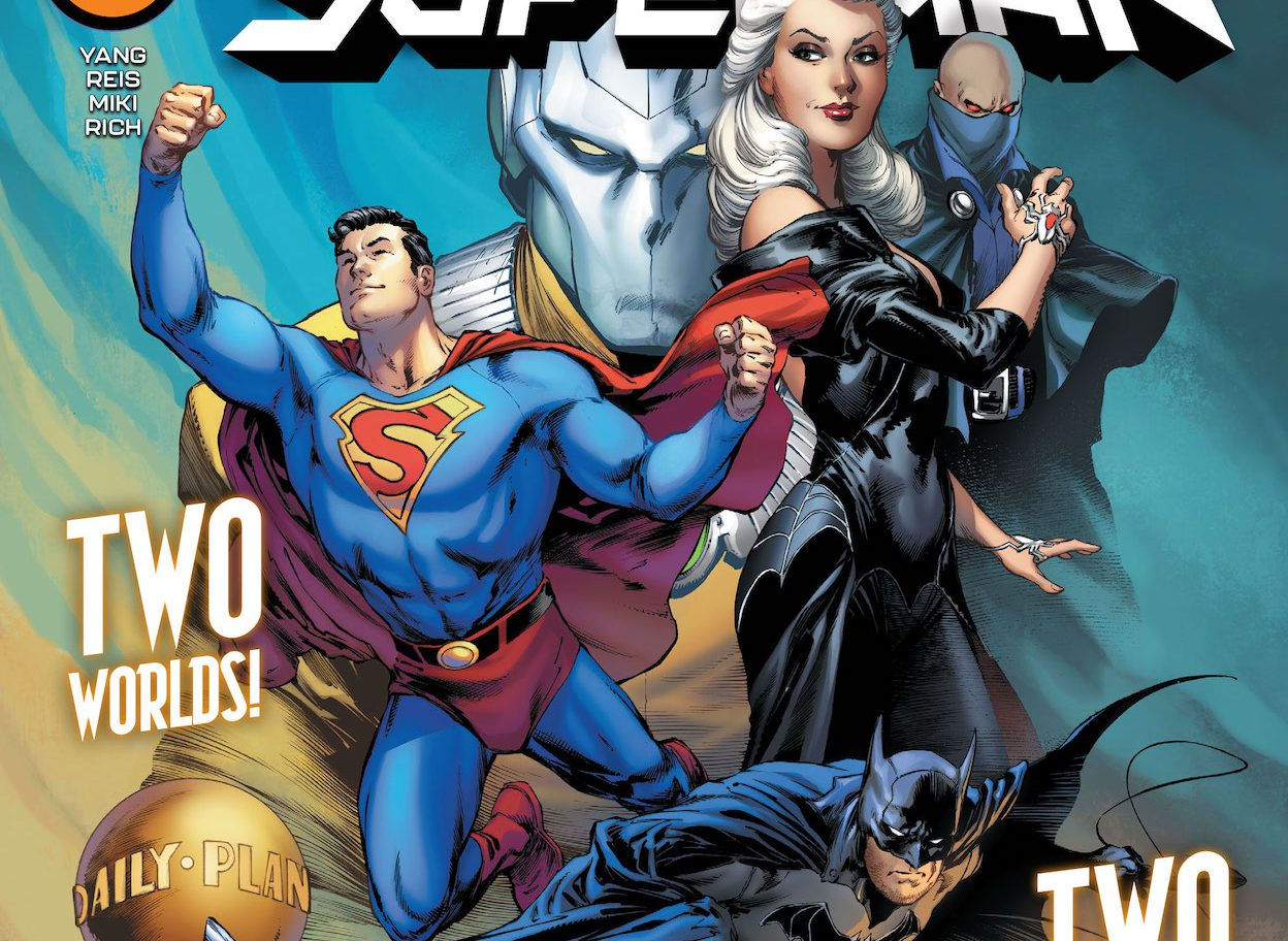 'Batman/Superman' #16 takes DC's heroes back to the Golden Age
