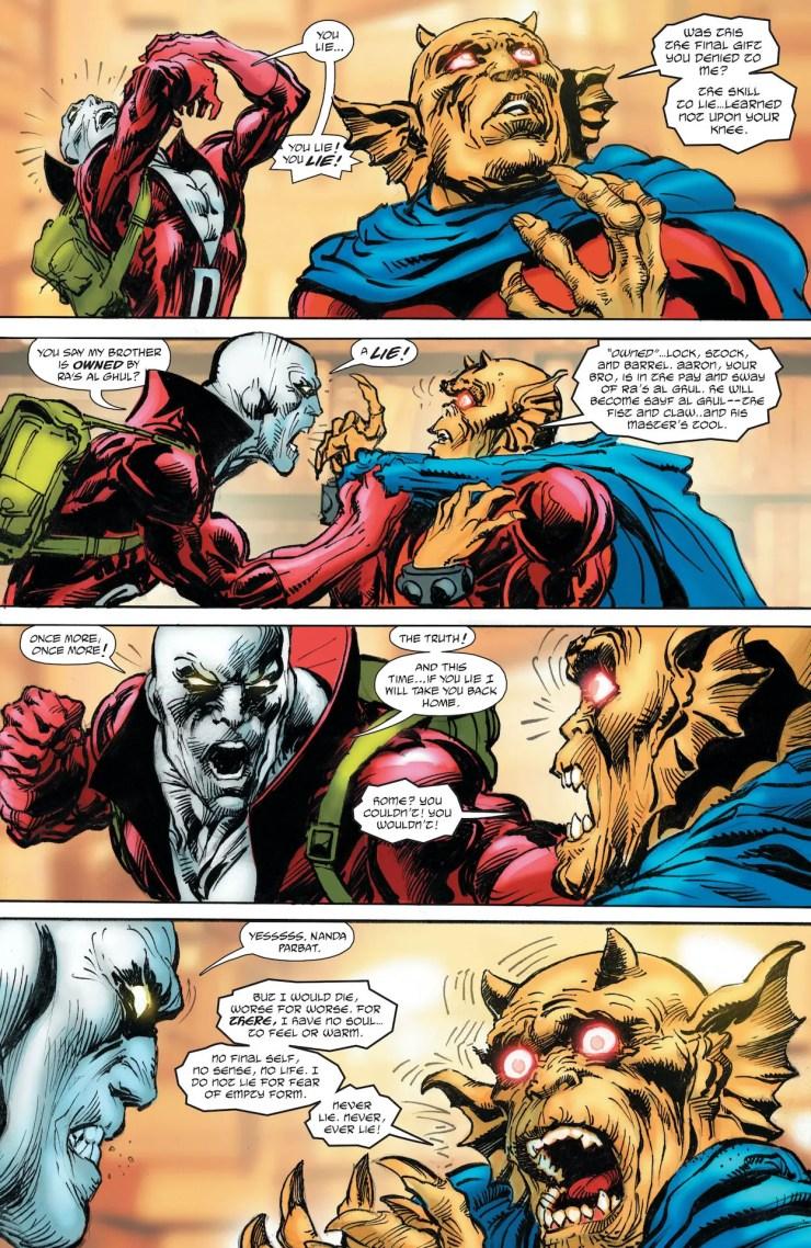 DC Preview: Batman Vs. Ra's Al Ghul #5