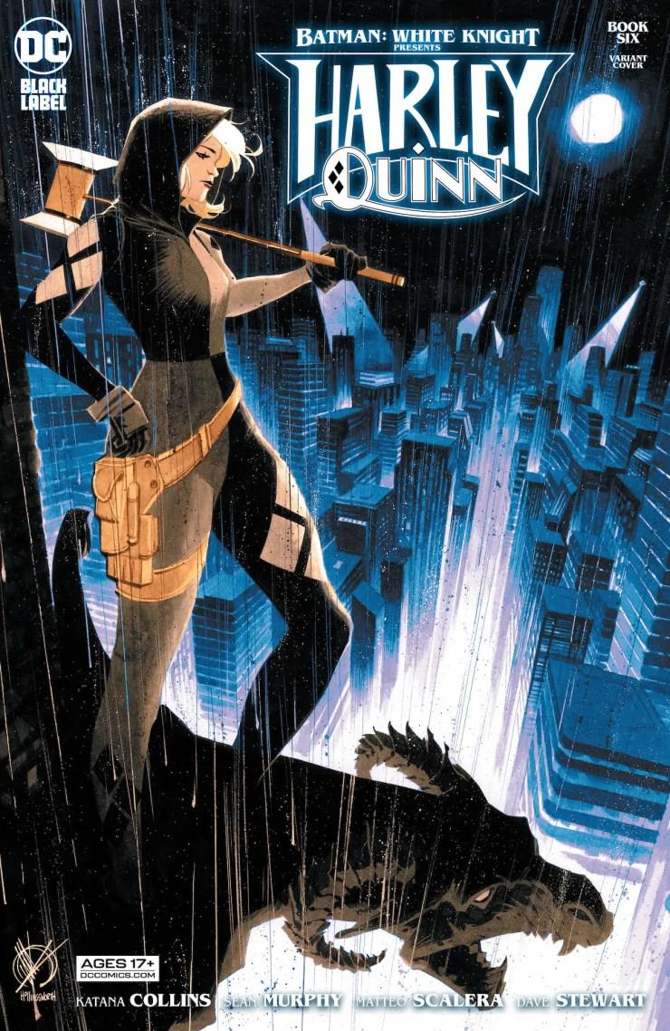DC Preview: Batman: White Knight Presents: Harley Quinn #6