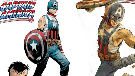 Marvel Comics reveals new hero Captain America of the Railways