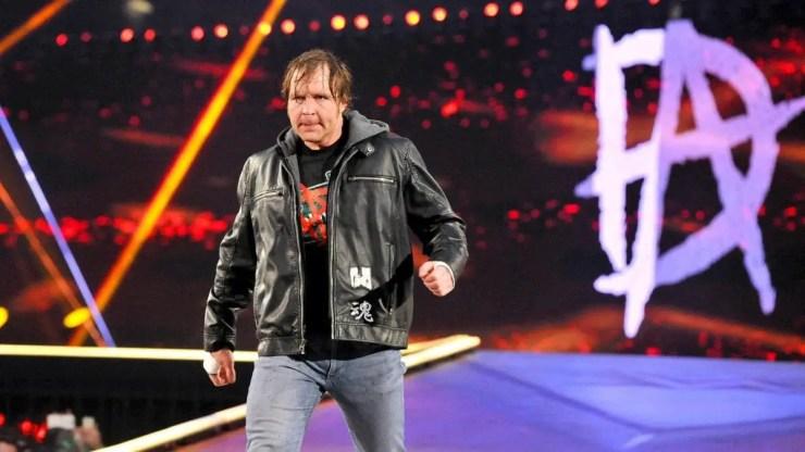Dean Ambrose WrestleMania