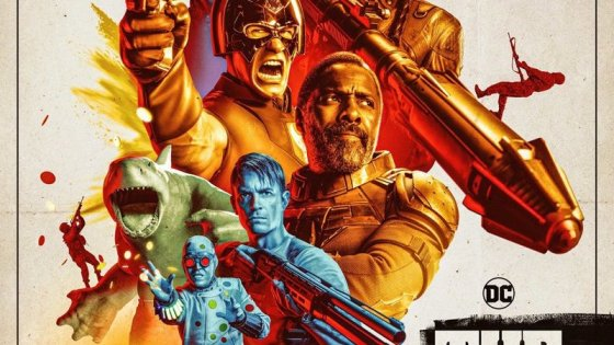 [Watch] 'The Suicide Squad' trailer is violent and weird