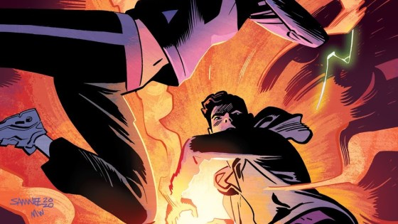 'Fire Power' #9 blends audacious action with heartfelt moments