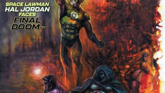 DC Preview: The Green Lantern Season Two #12