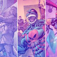 Marvel Comics reveals more 'Heroes Reborn' variants with Venom, Hulk, and more