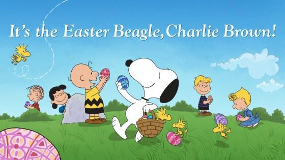 Apple TV+ Peanuts Easter