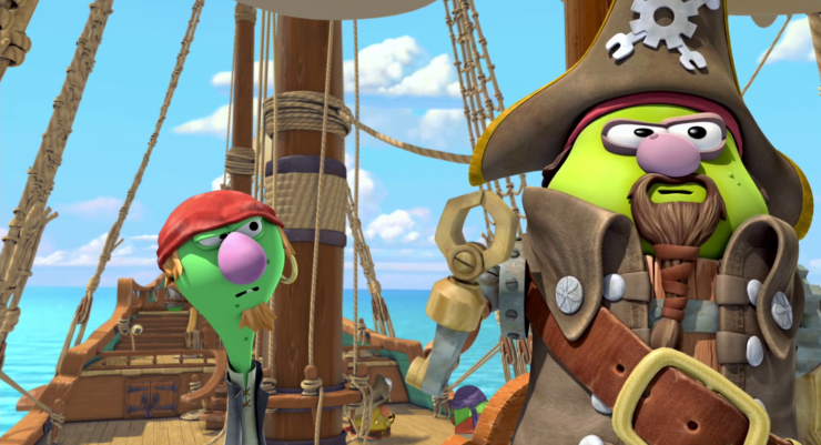 Is It Any Good? 'The Pirates Who Don't Do Anything: A VeggieTales Movie'