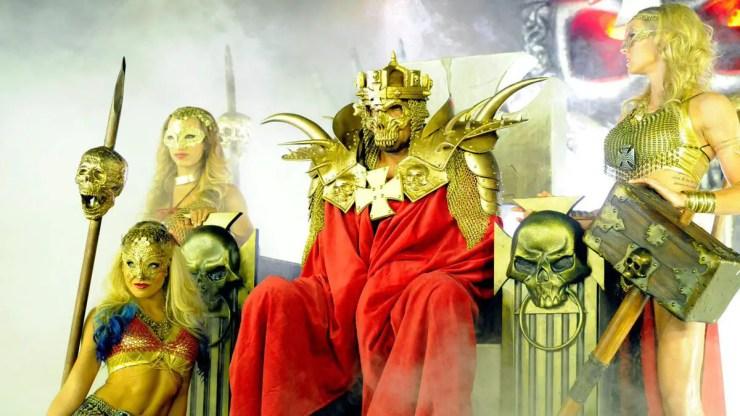 Triple H WrestleMania 30
