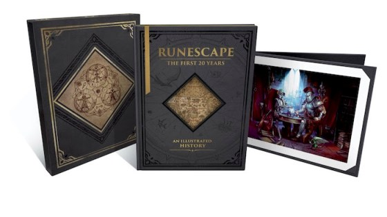 Dark Horse announces 'RuneScape: The First 20 Years—An Illustrated History'