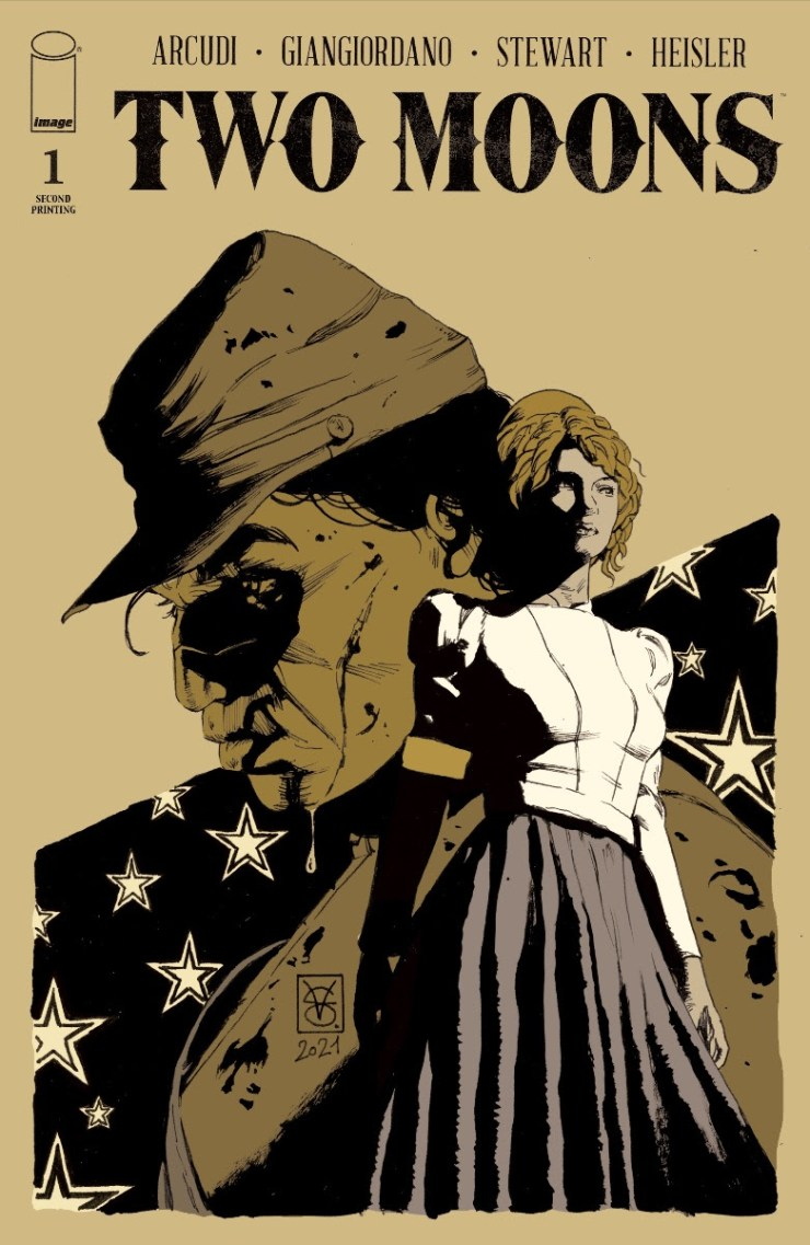 Image Comics announces 'Two Moons' getting second printing