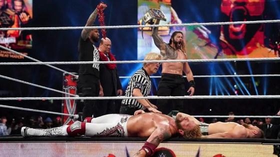 WWE WrestleMania 37 Night 2 caps off a feel-good weekend of wrestling