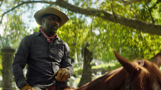 Concrete Cowboy ft. Idris Elba