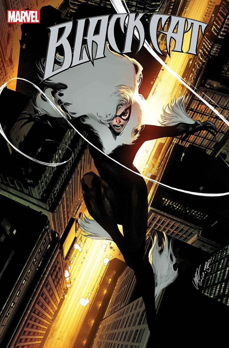 EXCLUSIVE Marvel Preview: Black Cat #5