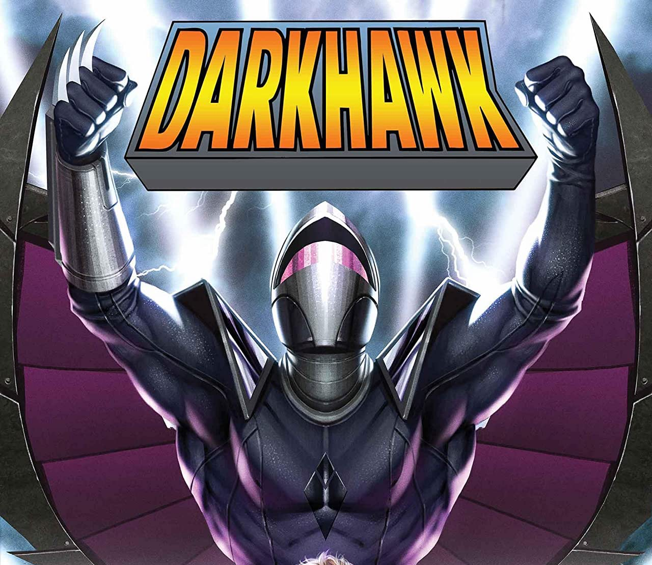 'Darkhawk: Heart of the Hawk' #1 cleverly connects three tales