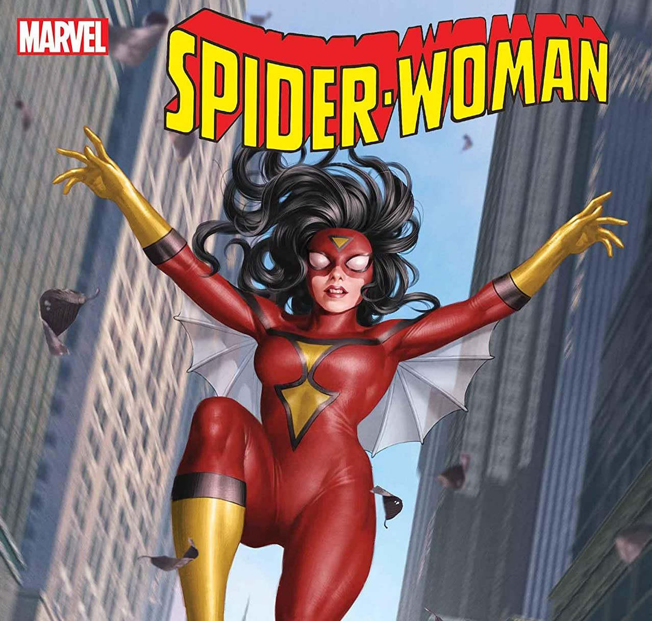 'Spider-Woman' #11 is the definition of high-energy action comics