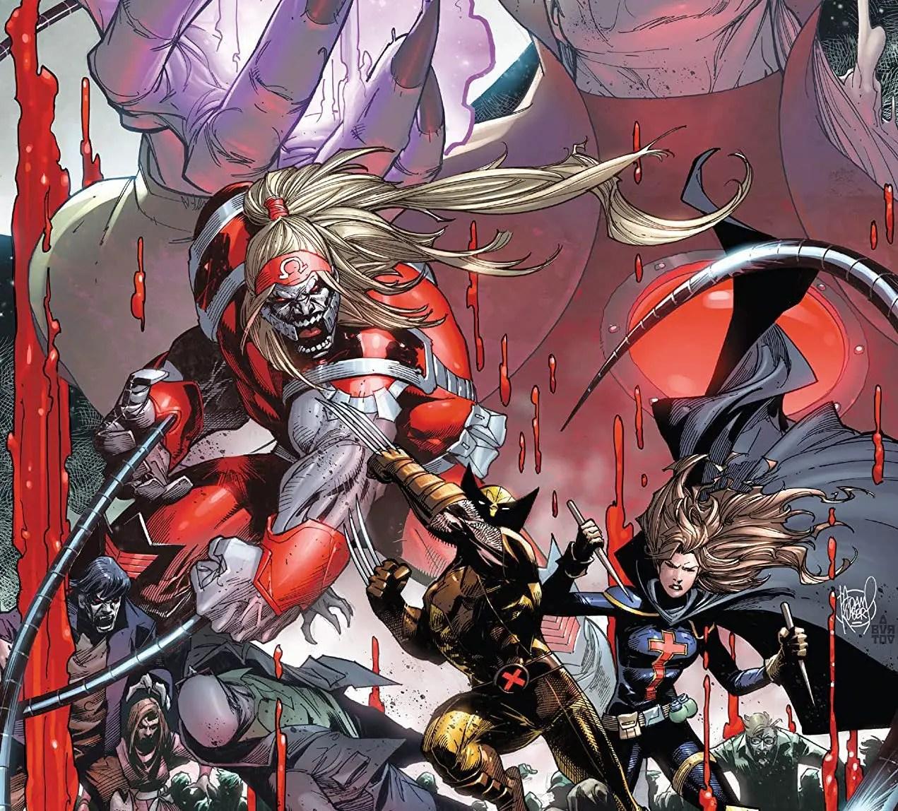'Wolverine' #11 connects Dracula to Krakoa