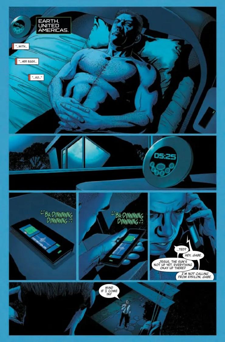 Marvel Preview: Alien #2