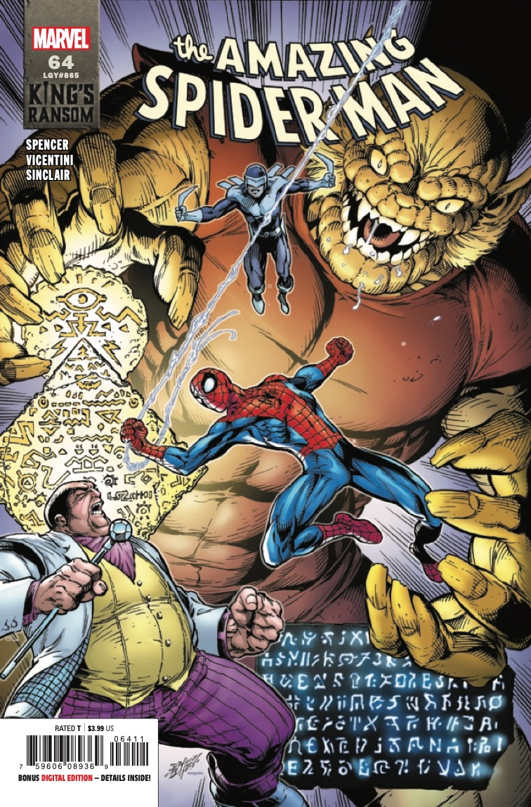 Marvel Preview: Amazing Spider-Man #64