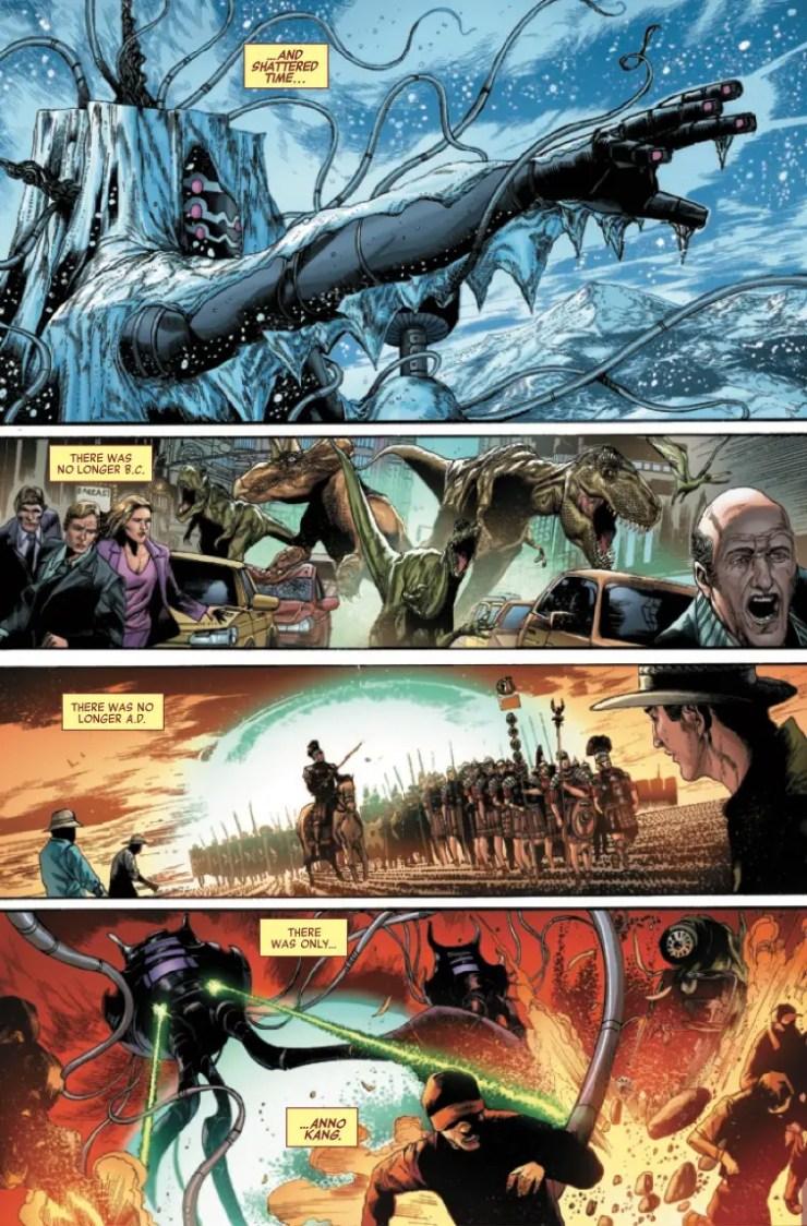 Marvel Preview: Avengers Mech Strike #3