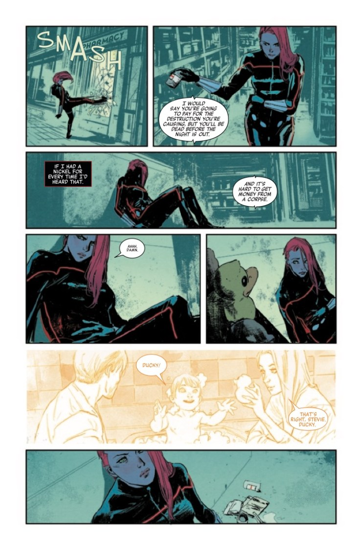 Marvel Preview: Black Widow #6