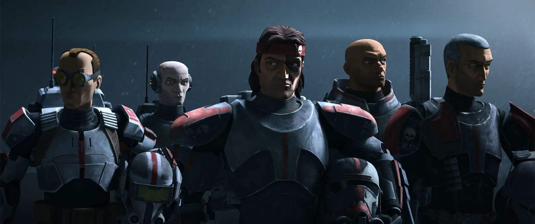 'Star Wars: The Bad Batch' season 1 episode 1 'Aftermath' recap/review