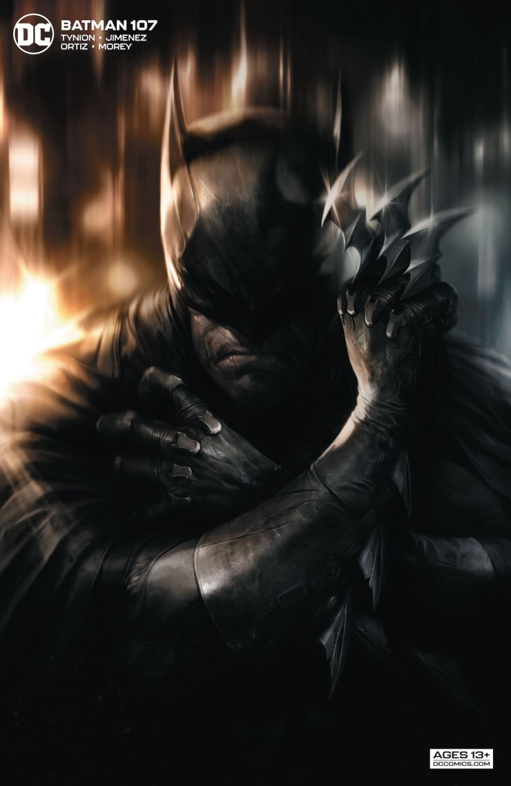 DC Preview: Batman #107