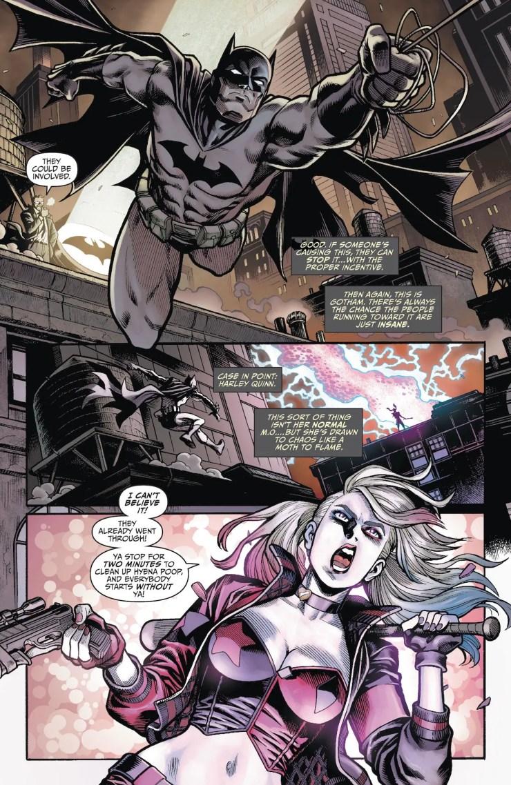 DC Preview: Batman/Fortnite: Zero Point #1