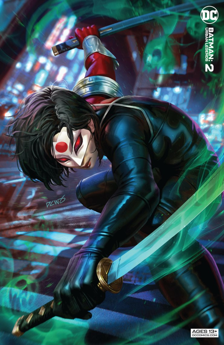 DC Preview: Batman: Urban Legends #2