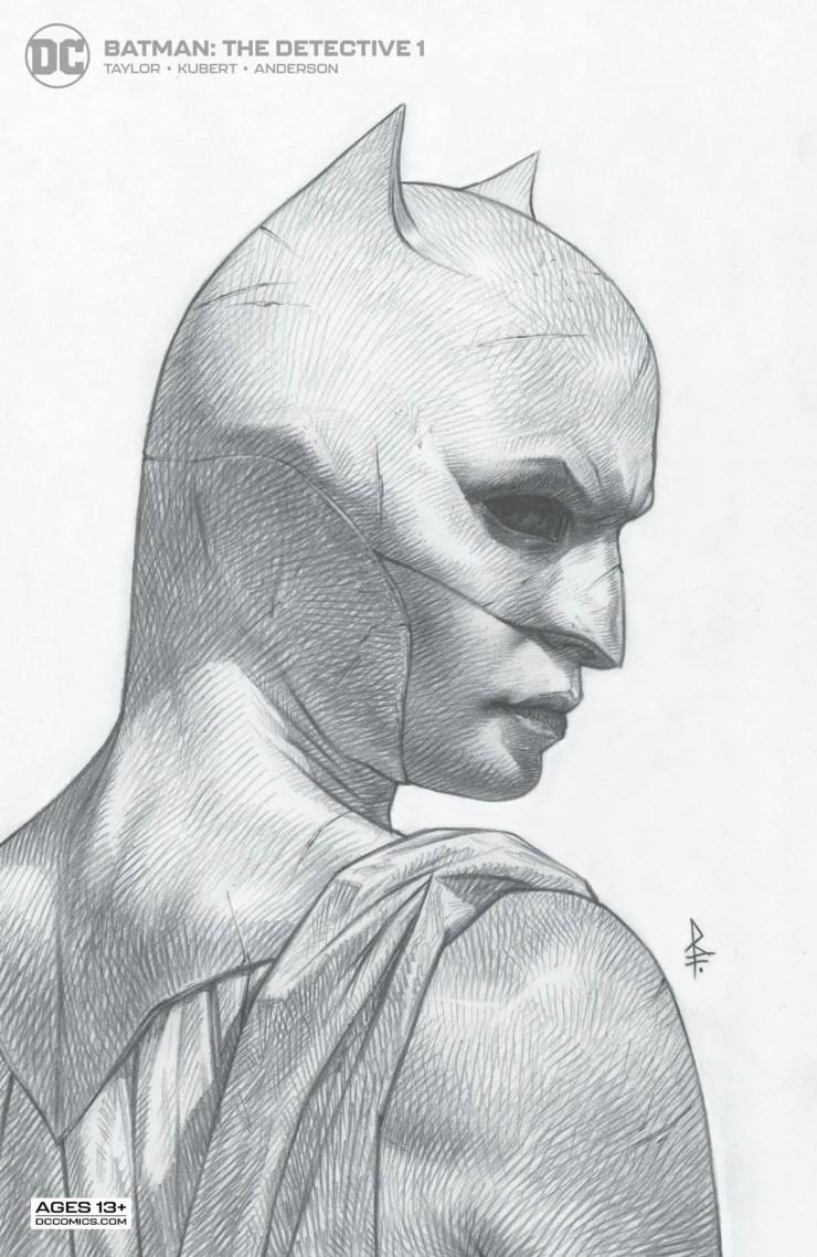 DC Preview: Batman: The Detective #1