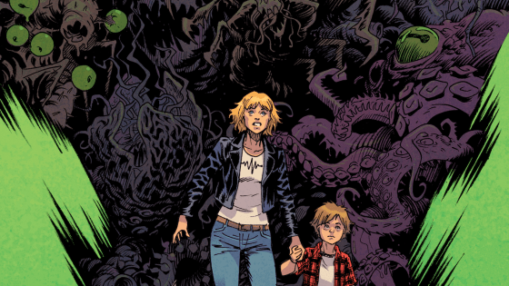 AfterShock First Look: Beyond the Breach #1