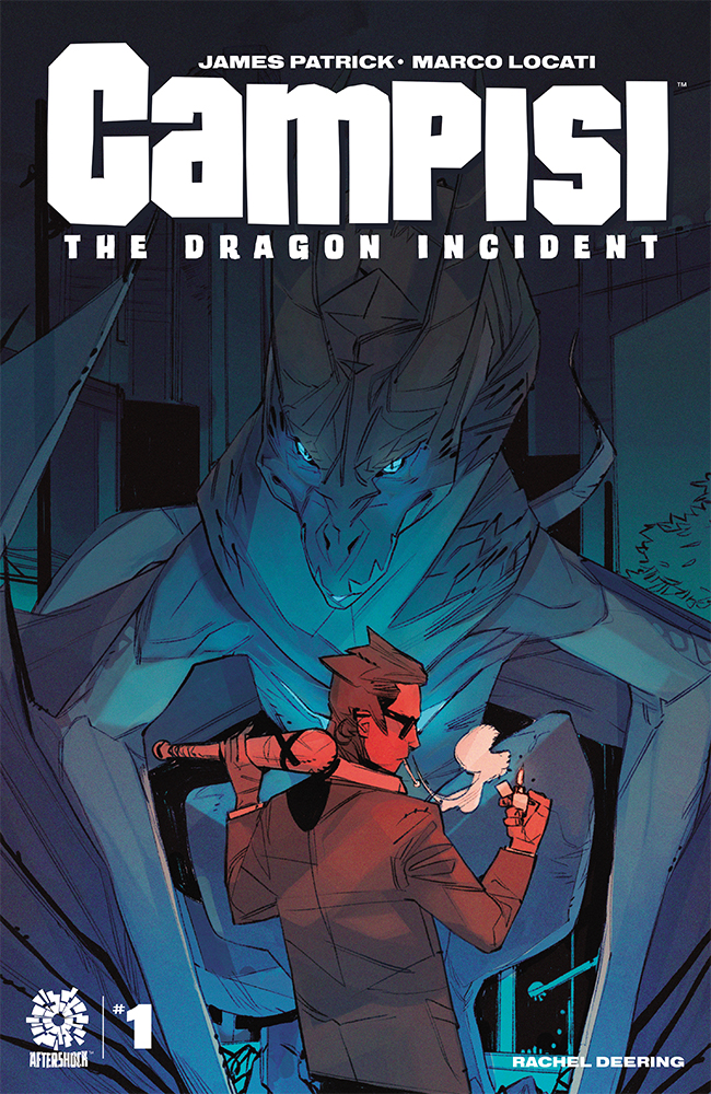 AfterShock First Look: CAMPISI: The Dragon Incident #1