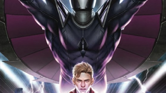 Marvel Preview: Darkhawk: Heart of the Hawk #1