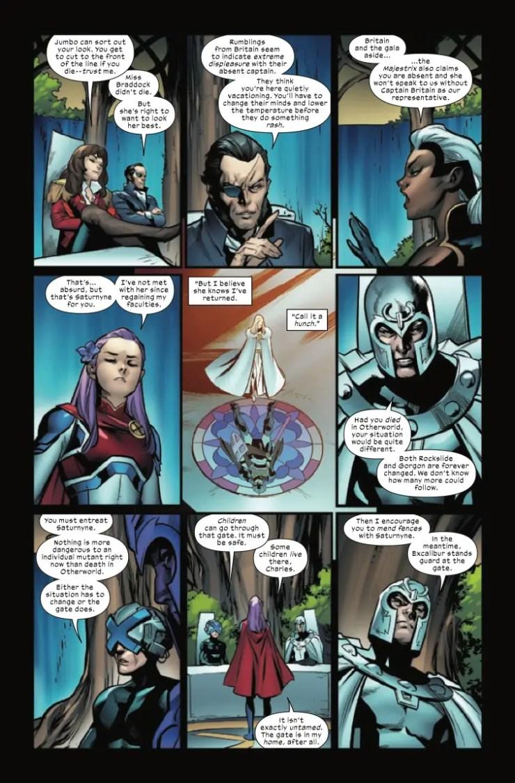 Marvel Preview: Excalibur #20