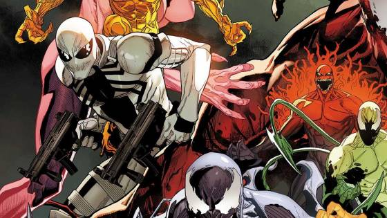 Marvel Comics officially announces Flash Thompson to return in 'Extreme Carnage: Alpha'
