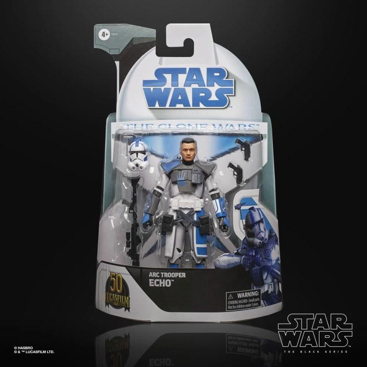 Star Wars Black Series: New Clone Wars figures revealed