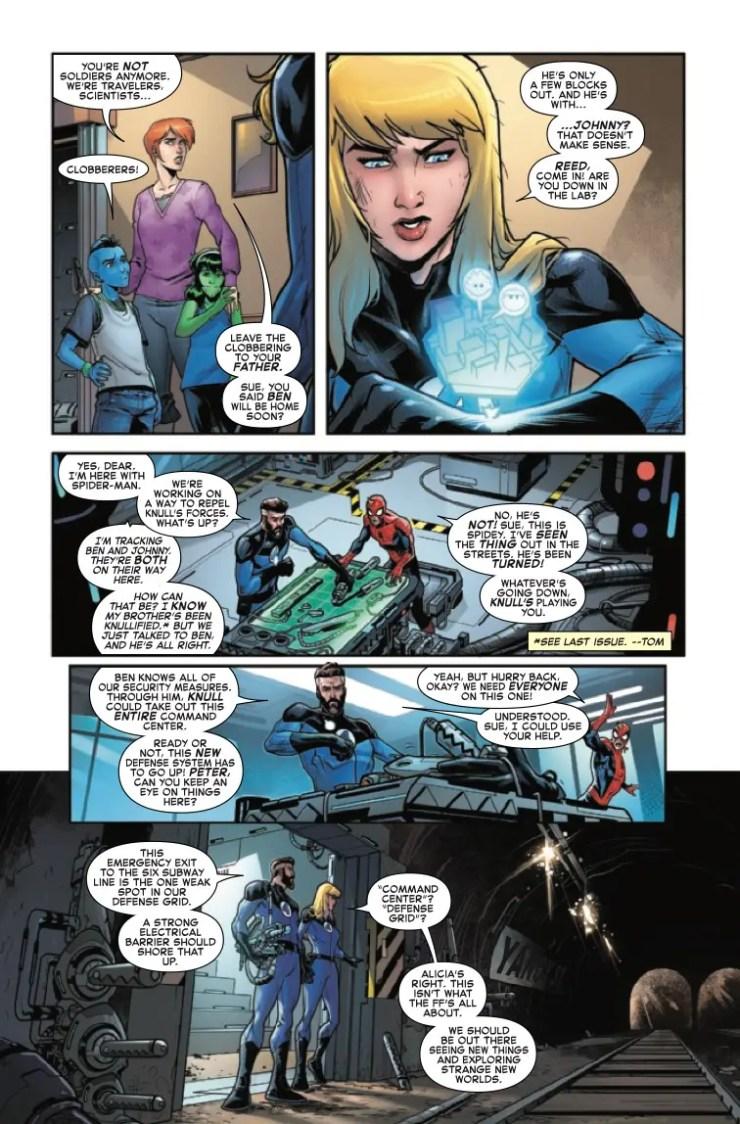 Marvel Preview: Fantastic Four #30