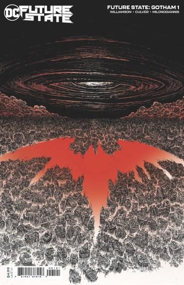 DC First Look: 'Future State: Gotham' #1