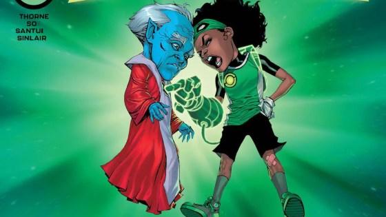 DC Preview: Green Lantern #1