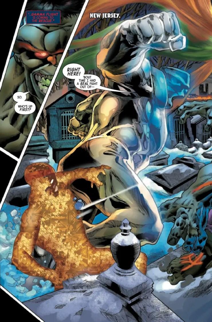 Marvel Preview: Immortal Hulk #46