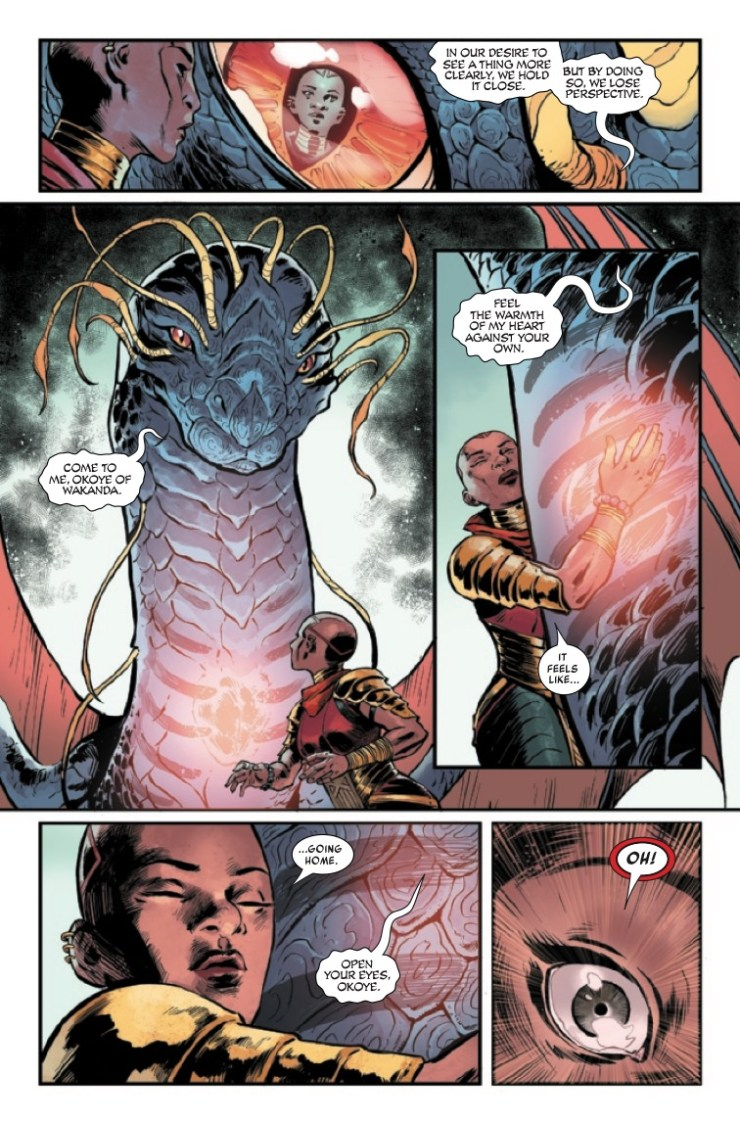 Marvel Preview: Iron Fist: Heart of the Dragon #4
