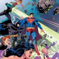 DC First Look: 'Justice League Infinity' #1 set within 'Justice League Unlimited'