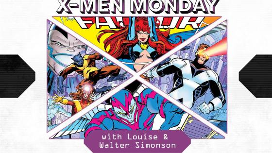 X-Men Monday #102 - Louise Simonson and Walter Simonson Revisit X-Factor - Part 1